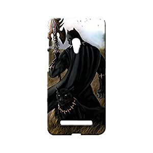 BLUEDIO Designer Printed Back case cover for Asus Zenfone 5 - G1562