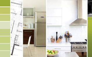 Starter Home: The Kitchen!