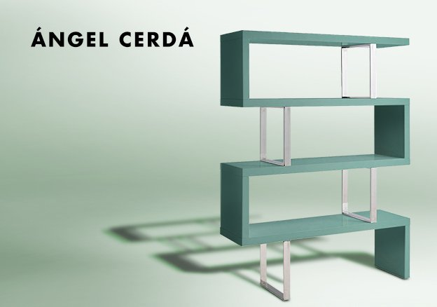Angel Cerdá: luxury furniture