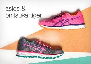 Asics & Onitsuka Tiger!