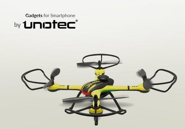Unotec: gadgets for smartphones!