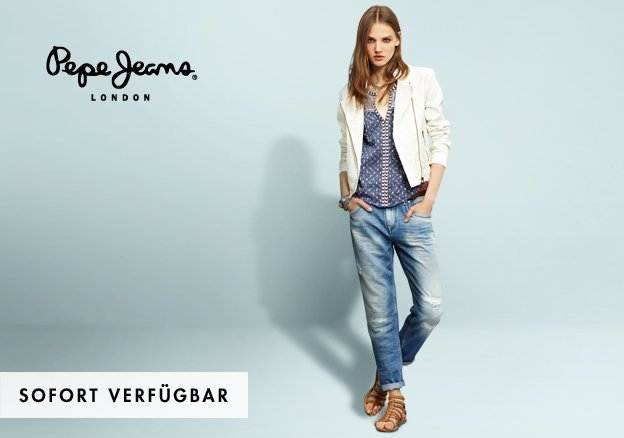 Pepe Jeans London: denim shop