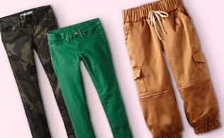 Pants, Leggings & Denim: Girls' 7-16
