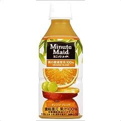 コカ・コーラ ミニッツメイド オレンジブレンド