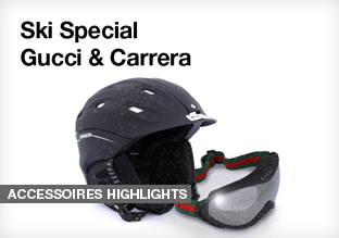Ski Special: Gucci & Carrera