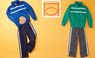 Gym Class Essentials for Boys