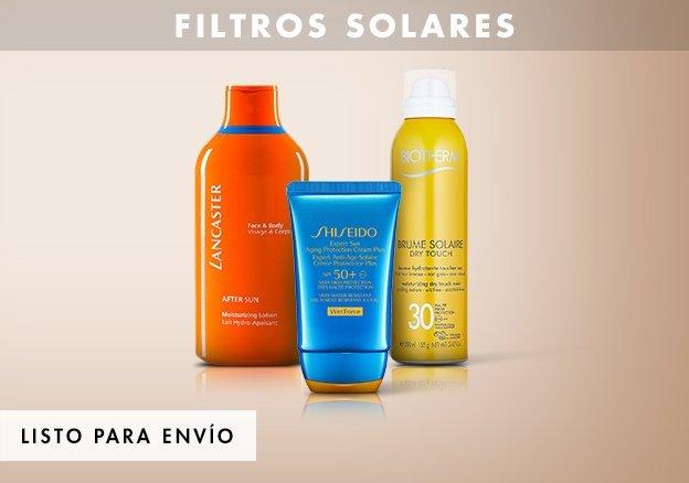 FILTROS SOLARES!
