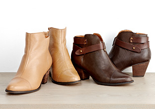 Most Wanted: Ankle Boots