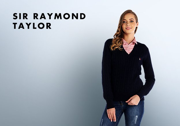 Sir Raymond Tailor!