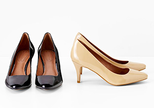 High Style: The Latest Pumps!