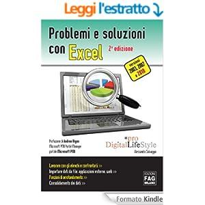 Problemi e soluzioni con Excel