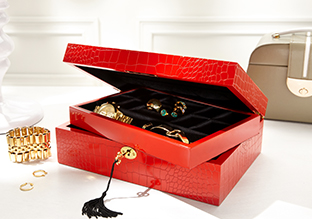 Gift in Time: Jewelry Boxes!
