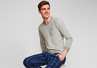 Week-end Laidback : Loungewear!