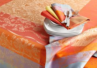 Garnier-Thiebaut Table Linens!