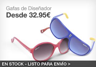 Gafas de Diseñador: desde 32.95 euros!