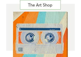 The Art Shop: Paintings & Prints!