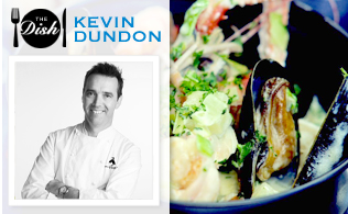 The Dish: Kevin Dundon's Seafood Chowder!