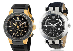 Sleek & Sporty Watches: Up to 70% off!