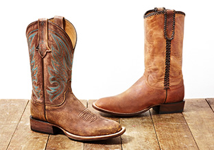 ZAPATOS Y BOTAS FEAT . LUCCHESE!