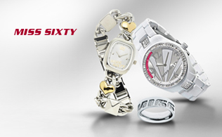 Miss Sixty Watches & Jewels