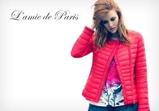 L'amie de Paris
