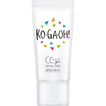 KO・GA・OH! (コガオウ) ウォータリーフィットCCジェル ナチュラルオークル(SPF32 PA+++) 30g