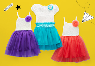 Up to 70% Off: Summer Styles for Girls
