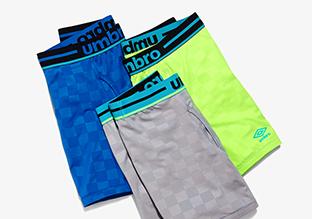Underwear feat. Umbro!