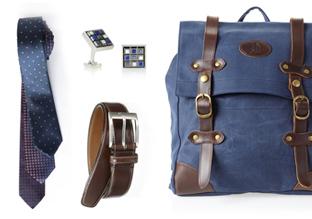 Estilo Office: cinturones, corbatas y más