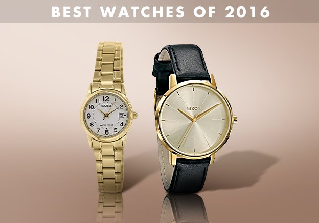 Best Watches of 2016!