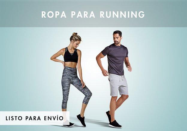 Ropa para Running