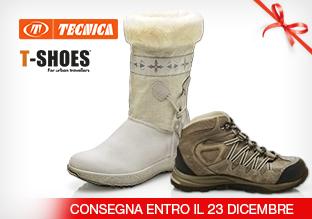 Tecnica & T-Shoes!