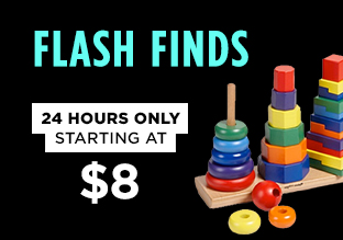 Flash Finds: Toys $8 & Up
