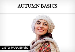 Mujer Autumn basics