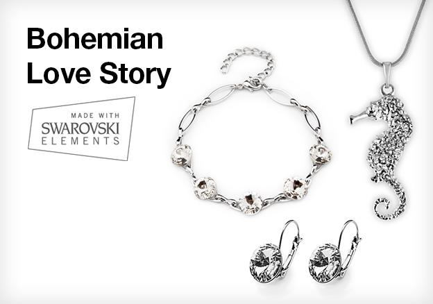 Swarovski Elements by Bohemian Love Story