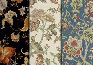 English Garden: Floral Rugs!