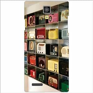 Micromax Canvas Xpress A99 Back Cover - Silicon Shelves Designer Cases