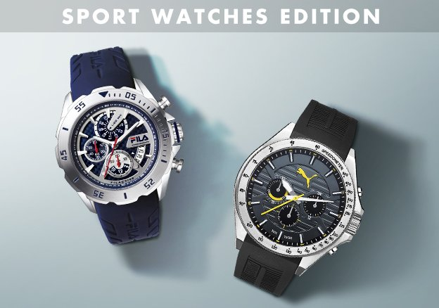Sport Watches Edition