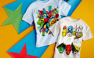 Tuned In: Graphic Tees from Freeze!