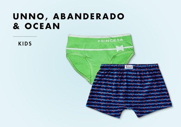 Unno, Abanderado & Ocean