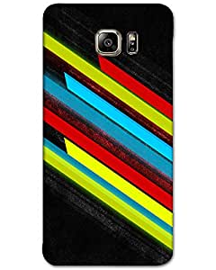MobileGabbar Samsung Galaxy Note 6 Back Cover Printed Designer Hard Case