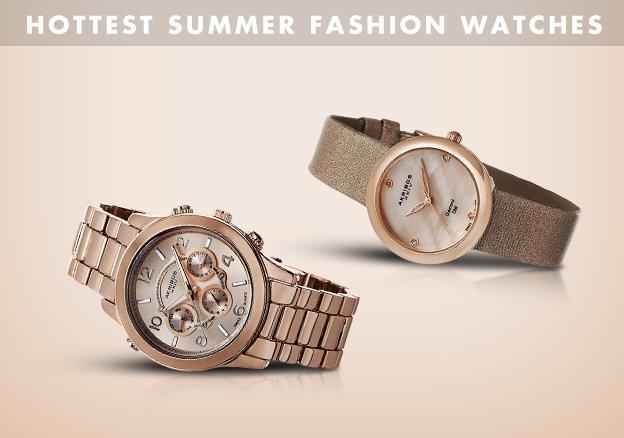 Hottest Summer Fashion Watches
