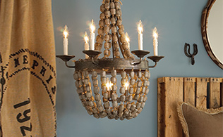 Shades of Light: Fashion Lighting!