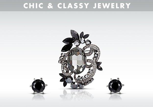 Chic & Classy Jewelry!