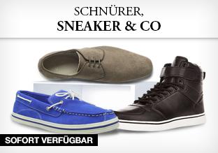 Schnürer, Sneaker & Co