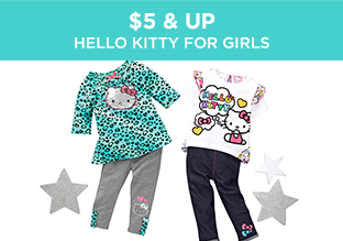 $5 & Up: Hello Kitty for Girls