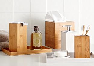 Sleek & Modern Bathroom Accessories