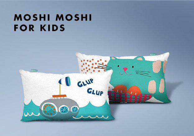 Moshi Moshi for Kids