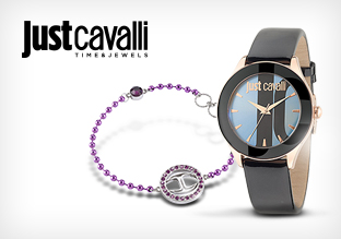 Just Cavalli Time & Jewels