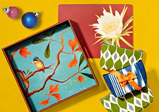 Vibrant Gifts by rockflowerpaper!